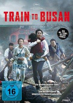 Train to Busan - Yoo,Gong/Dong-Seok,Ma/Woo-Sok,Choi/+