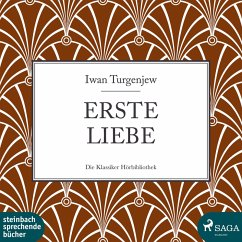 Erste Liebe (Ungekürzt) (MP3-Download) - Turgenjew, Iwan