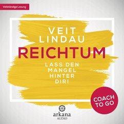 Coach to go Reichtum (MP3-Download) - Lindau, Veit