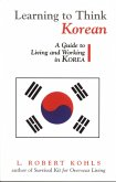 Learning to Think Korean (eBook, ePUB)