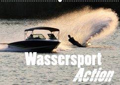 9783665561734 - Flör, Boris: Wassersport Action (Wandkalender 2017 DIN A2 quer) - کتاب