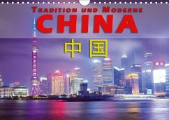 9783665561871 - Pohl, Gerald: China - Tradition und Moderne (Wandkalender 2017 DIN A4 quer) - Buch