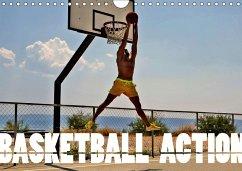 9783665561918 - Robert, Boris: Basketball Action (Wandkalender 2017 DIN A4 quer) - Buch