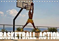 9783665561932 - Robert, Boris: Basketball Action (Tischkalender 2017 DIN A5 quer) - کتاب