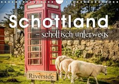9783665561949 - Schöb, Monika: Schottland - schottisch unterwegs (Wandkalender 2017 DIN A4 quer) - کتاب