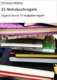 25 Notizbuchregeln (eBook, ePUB)