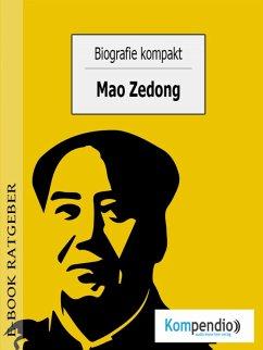 Biografie kompakt- Mao Zedong (eBook, ePUB) - Albrecht, Ulrike