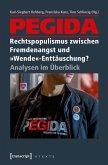PEGIDA - Rechtspopulismus zwischen Fremdenangst und »Wende«-Enttäuschung? (eBook, ePUB)