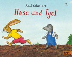 Hase und Igel - Scheffler, Axel