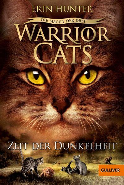 Zeit der Dunkelheit / Warrior Cats Staffel 3 Bd.4 von Erin