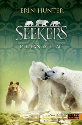 Buch-Reihe Seekers von Erin Hunter