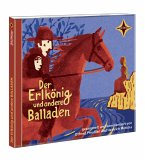 Der Erlkönig und andere Balladen, 1 Audio-CD
