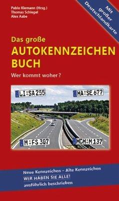 Das große Autokennzeichen Buch - 5/5