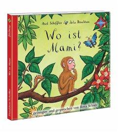 Wo ist Mami?, 1 Audio-CD - Donaldson, Julia