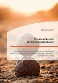 Therapeutisierung der Erziehungsberatung? Verortung und Auftrag der Erziehungsberatung im Kontext einer sozialpädagogisch-orientierten Kinder- und Jugendhilfe – eine qualitative Studie (eBook, PDF)