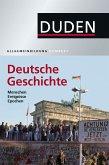 Duden Allgemeinbildung Deutsche Geschichte (eBook, PDF)