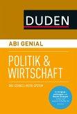 Abi genial Politik und Wirtschaft (eBook, PDF)