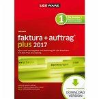 Lexware faktura+auftrag plus 2017 Jahresversion (365-Tage) (Download für Windows)