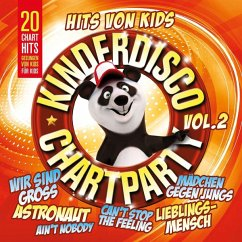Kinder Disco Chartparty Vol. 2 - Chart Kids