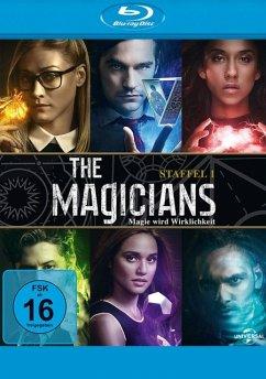 The Magicians - Staffel 1 Bluray Box - Jason Ralph,Stella Maeve,Olivia Taylor Dudley