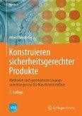 Konstruieren sicherheitsgerechter Produkte (eBook, PDF)