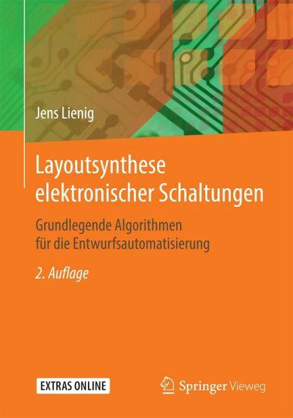 Layoutsynthese elektronischer Schaltungen (eBook, PDF) von Jens ...