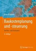 Baukostenplanung und -steuerung (eBook, PDF)