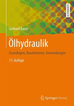 Ölhydraulik (eBook, PDF) - Bauer, Gerhard