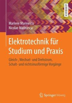 Elektrotechnik für Studium und Praxis (eBook, PDF) - Marinescu, Marlene; Marinescu, Nicolae