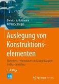 Auslegung von Konstruktionselementen (eBook, PDF)