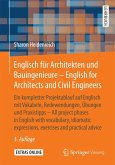 Englisch für Architekten und Bauingenieure - English for Architects and Civil Engineers (eBook, PDF)