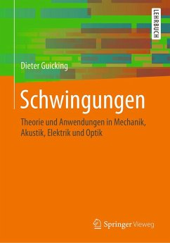 Schwingungen (eBook, PDF) - Guicking, Dieter