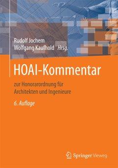HOAI-Kommentar (eBook, PDF)