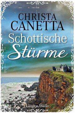 Schottische Stürme (eBook, ePUB) - Canetta, Christa