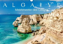 9783665562472 - Meyer, Dieter: Algarve - Meisterwerke des Ozeans (Wandkalender 2017 DIN A3 quer) - Buch