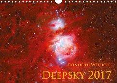9783665562427 - Wittich, Reinhold: Deepsky 2017 (Wandkalender 2017 DIN A4 quer) - Buch