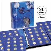 2-Euromünzen-Sammelalbum Topset, für alle 2 Euro-Münzen in Kapseln, 2004-2013