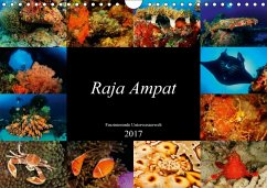 9783665562281 - Kraus, Martin H.: Raja Ampat - Faszinierende Unterwasserwelt (Wandkalender 2017 DIN A4 quer) - کتاب