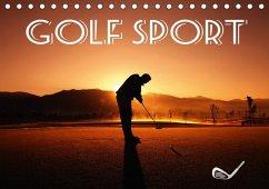 9783665562236 - Robert, Boris: Golf Sport (Tischkalender 2017 DIN A5 quer) - کتاب