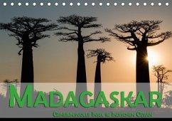 9783665562380 - Pohl, Gerald: Madagaskar - Geheimnisvolle Insel im Indischen Ozean (Tischkalender 2017 DIN A5 quer) - کتاب