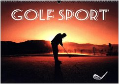 9783665562212 - Robert, Boris: Golf Sport (Wandkalender 2017 DIN A3 quer) - Buch