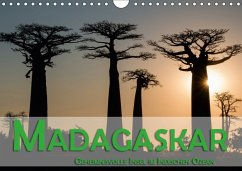 9783665562359 - Pohl, Gerald: Madagaskar - Geheimnisvolle Insel im Indischen Ozean (Wandkalender 2017 DIN A4 quer) - کتاب