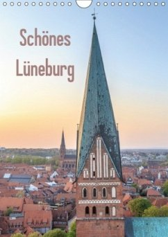 9783665562175 - Steinhof, Alexander: Schönes Lüneburg (Wandkalender 2017 DIN A4 hoch) - Buch