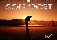 9783665562205 - Robert, Boris: Golf Sport (Wandkalender 2017 DIN A4 quer) - کتاب
