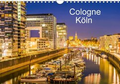 9783665562502 - Allgöwer, Walter G.: Cologne - Köln (Wandkalender 2017 DIN A4 quer) - Buch