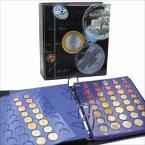 Euromünzen-Sammelalbum Topset, für alle Euromünzensätze 1 Cent bis 2 Euro