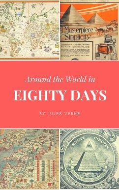 Around the World In Eighty Days (eBook, ePUB) - Jules Verne