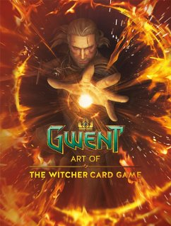 The Art of the Witcher Card Game: Gwent Gallery...