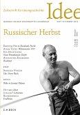 Zeitschrift für Ideengeschichte Heft X/3 Herbst 2016 (eBook, PDF)