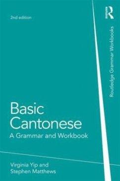 Basic Cantonese - Yip, Virginia; Matthews, Stephen